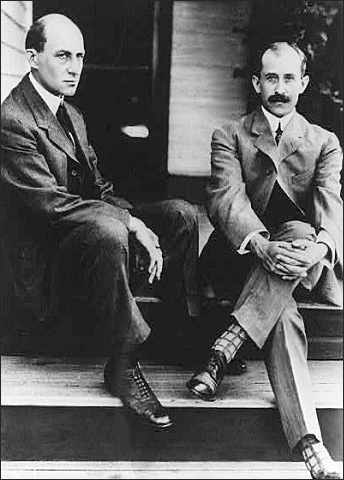 the wright brothers the inventors of the first successful manned flying machine The wright brothers are famous as the inventors of manned, controlled flight their first successful flight, in an airplane of their own invention, as at kitty hawk, north carolina, on december 17, 1903.
