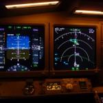 777instrument panel